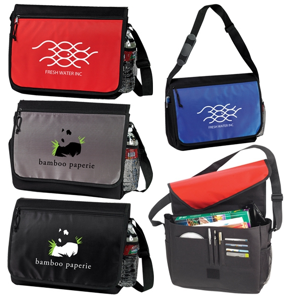 RUTH COMPUTER MESSENGER BAG-IMP
