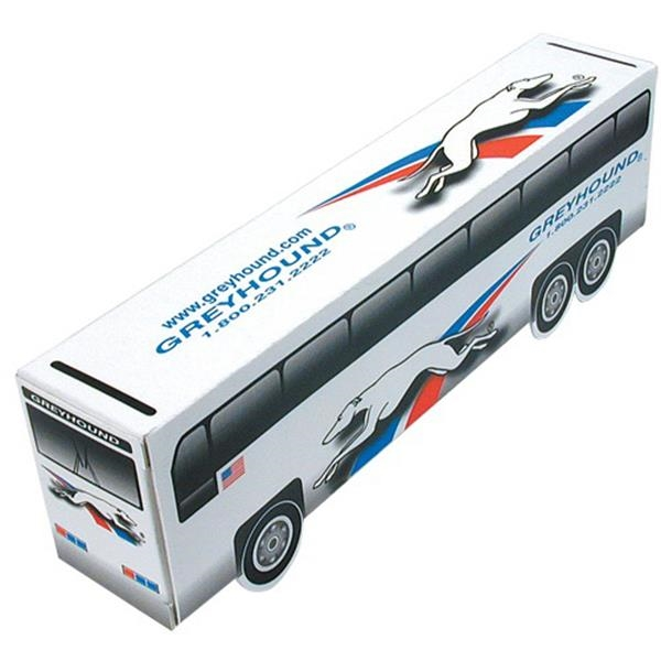 Promopack (tm) - Passenger Bus Box - Box Great For Packaging Any Promotional Product Photo