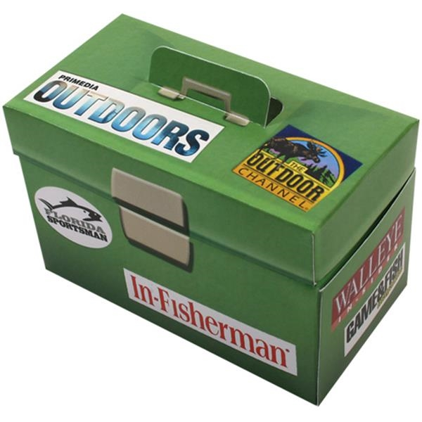 Promopack (tm) - Tackle Tool Box Great For Packaging Any Promotional Product Photo