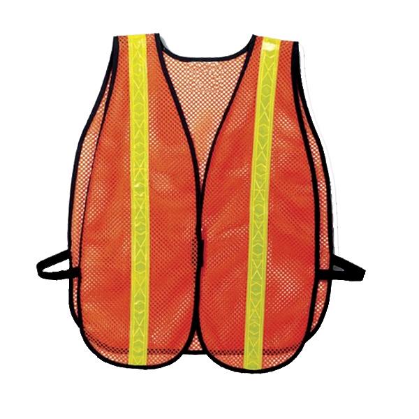 Custom Mesh Safety Vest