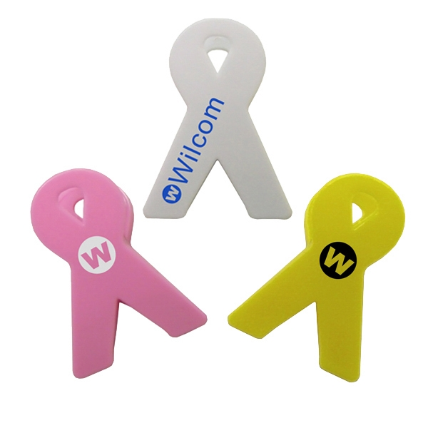 AWARENESS RIBBON CLIP