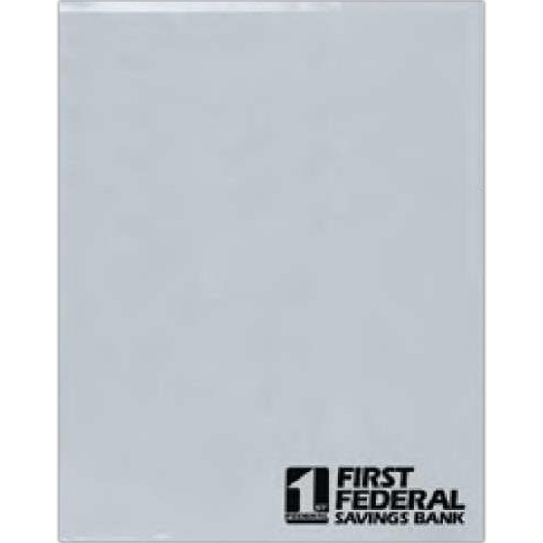 Double Polished 10 Gauge Clear Vinyl Sheet Protector, Blank Photo