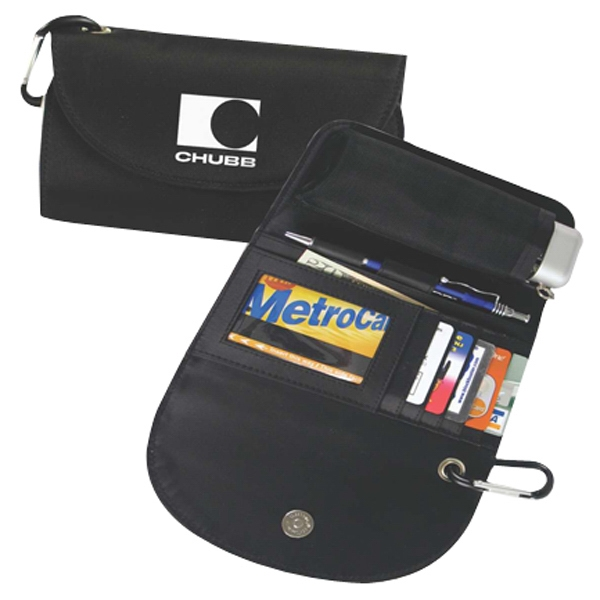 Wallet Organizer With Umbrella Photo