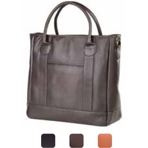 Unisex Travel Tote With Handles Photo