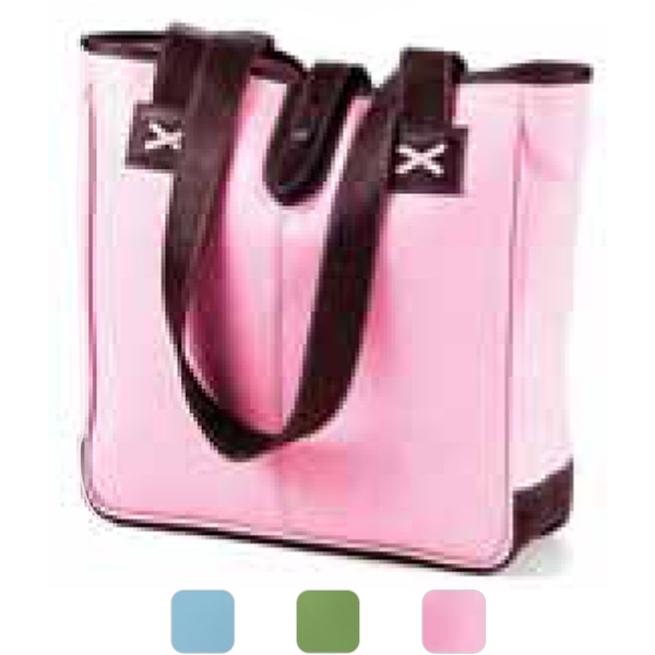 Vachetta - Square Tab Tote With Handles Photo