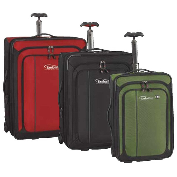 Werks Traveler (tm) 4.0 Collection - Emerald-black - Two Piece Luggage Set Photo