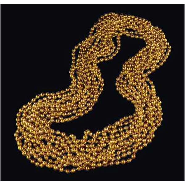 7mm disco ball Mardi Gras beads