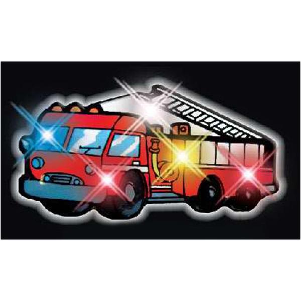Blinking Fire Engine Body Light