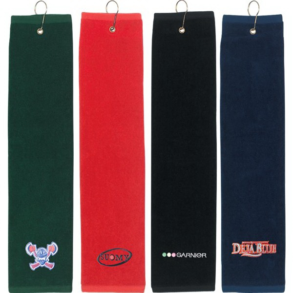 Tri Fold Golf Towel Photo