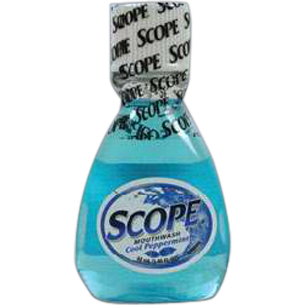 Scope - Mouthwash, 1.5 Oz Bottle, Blank Photo