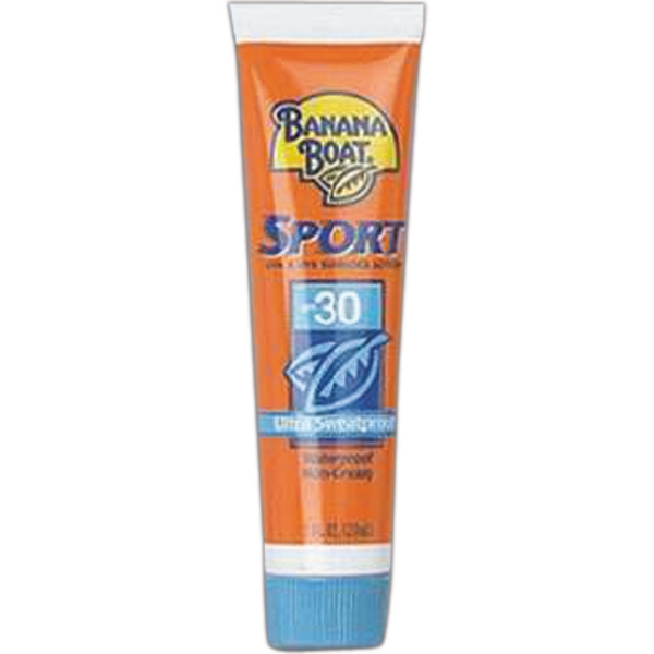 Banana Boat - Sunscreen Tube (spf-30, 1.0 Oz), Blank Photo