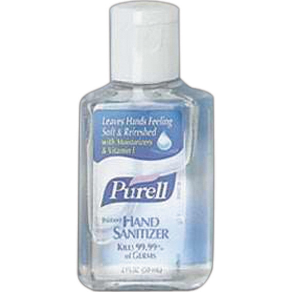 Purell - Hand Sanitizer, 2 Oz Bottle, Blank Photo