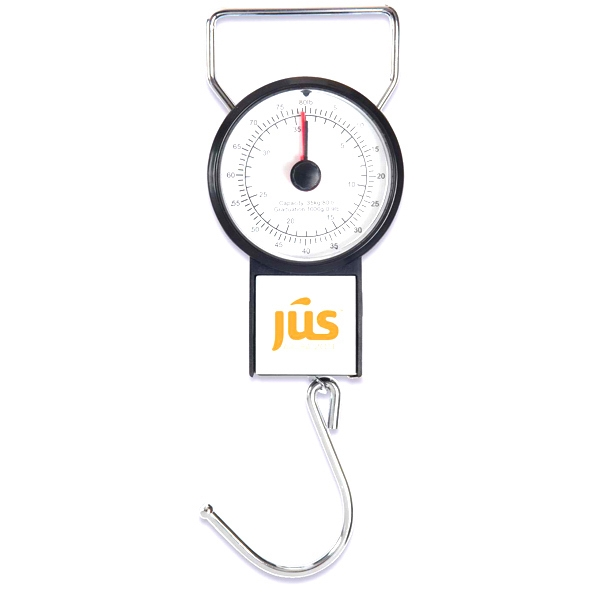 Everywhere You Go - Luggage Scale Made From Combination Of Pvc And Metal Plated Chromium, Closeout Photo