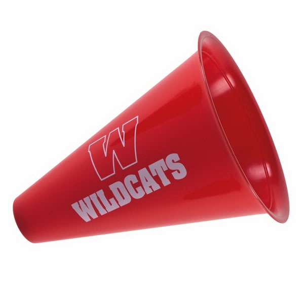 "Flared Megaphone, 8"" Photo"