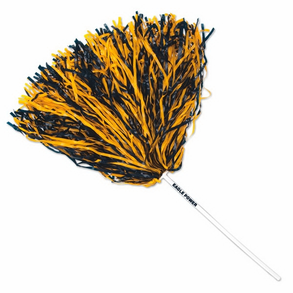 "Rooter - Rooter Handle, 500 Streamers - Poms With Safe 12"" Long Plastic Handle Photo"