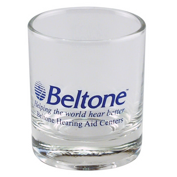 3 Oz Clear Glass Votive Photo
