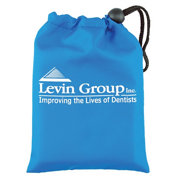 "Drawstring Golf Accessory Bag, 200 Denier Fabric, W 5"" X 7""  Photo"