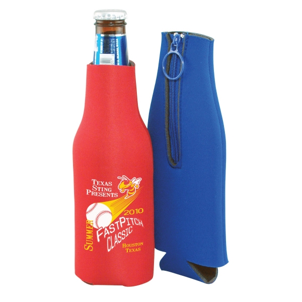 Scuba Bottle Holder Insulator With Zipper. 2-day Quickship Photo