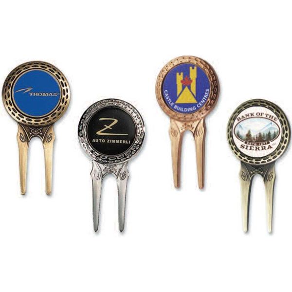 Die Struck - Divot Tool With Marker, Lead Free. Lead Free Photo