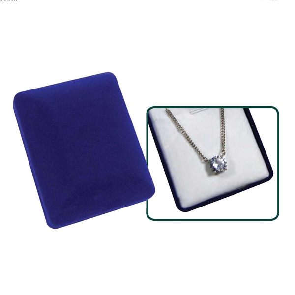 Bret Roberts (tm) - Gorgeous Genuine 5.5 Carat Cubic Zirconia Pendant With Rhodium Plated Necklace Photo