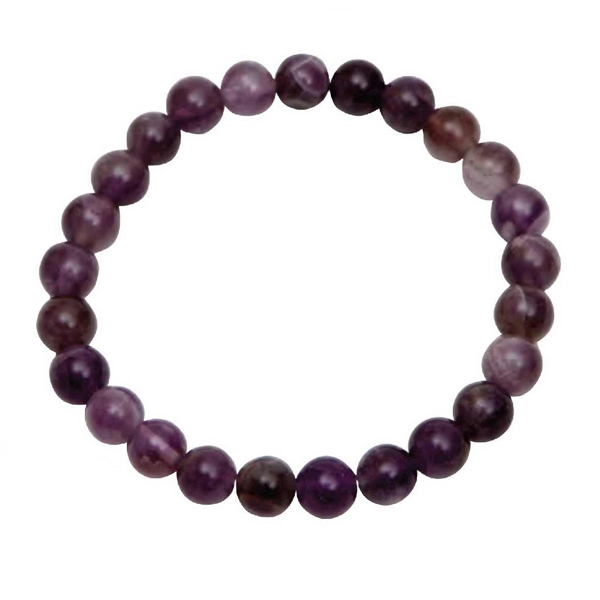 Bret Roberts (tm) - Purple Amethyst Bracelet Photo