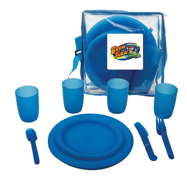 Trail Worthy (r) - Twenty-five Piece Picnic Set Photo
