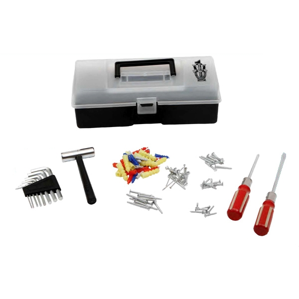 Ruff Ready (r) - Tool Set With 101 Pieces Photo