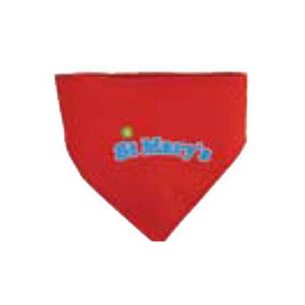 Small Pet Bandana, Full Color Photo