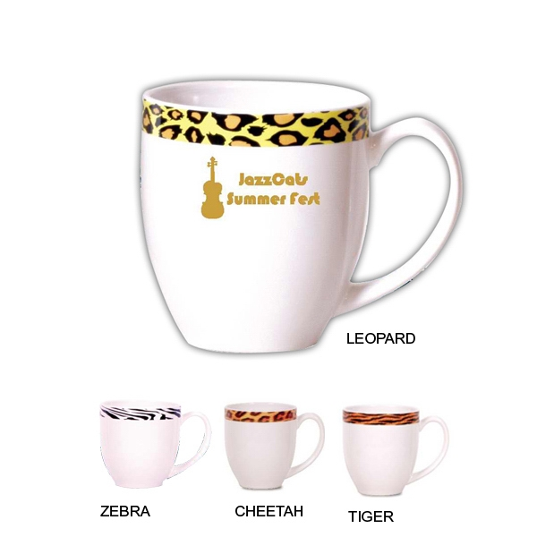 Wild One Series - Cheetah - Mug, 16 Oz Photo