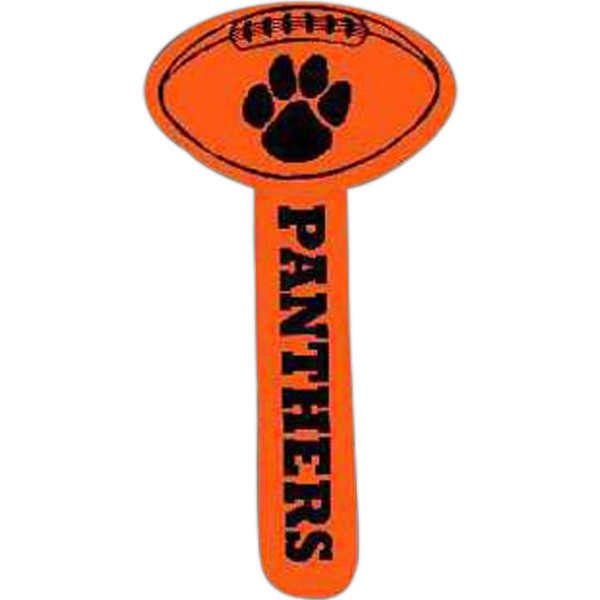 Spirit Wavers (tm) - Football Sports Stick - Foam Cheering Accessory With Stick Shape Photo