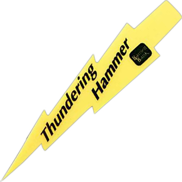 "Spirit Wavers (tm) - 24"" - Foam Cheering Accessory With Lighting Bolt Shape Photo"
