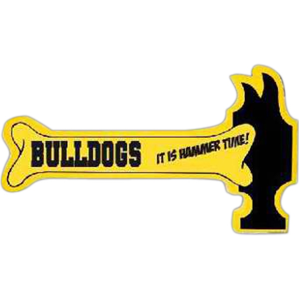 Spirit Wavers (tm) - Foam Cheering Accessory With Dog Bone Hammer Shape Photo