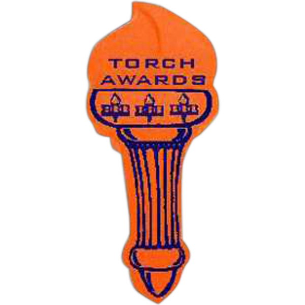 Spirit Wavers (tm) - One Color Foam Torch Waver - Foam Cheering Accessory With Torch Shape Photo