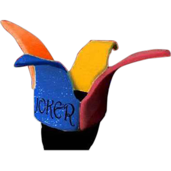 Foam Novelty Jester Hat Photo