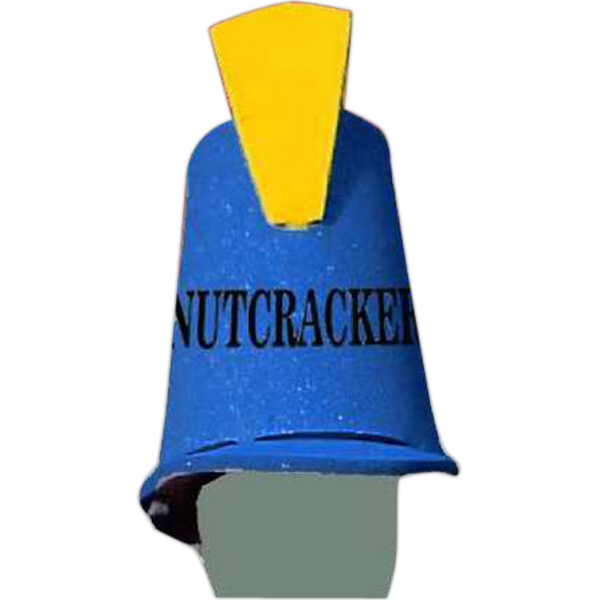 Foam Novelty Toy Soldier/nutcracker Hat Photo