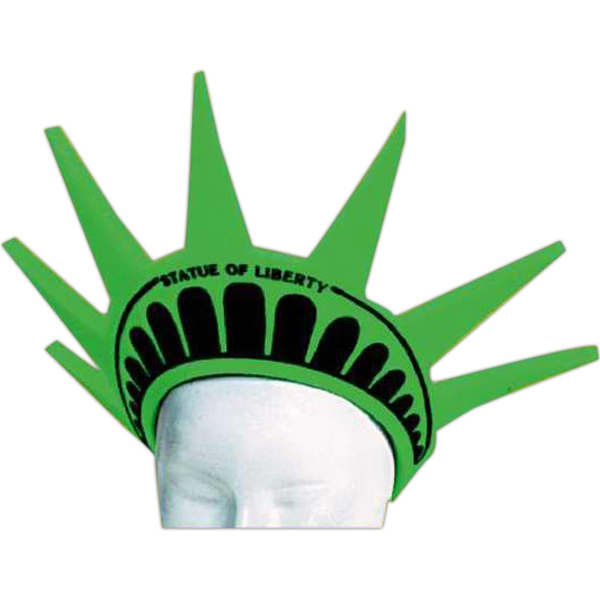 Liberty Crown - Foam Visor Headwear Photo