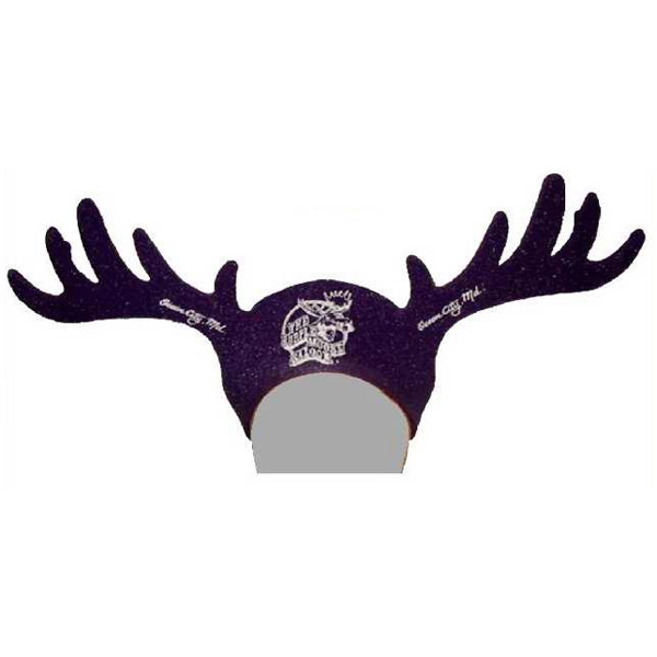 "22"" Moose Horn - Foam Visor Headwear Photo"
