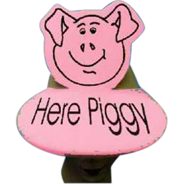 Pig Top - Novelty Foam Pop-up Visor Photo