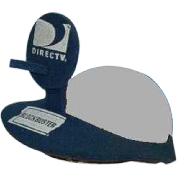 Satellite Dish Top - Novelty Foam Pop-up Visor Photo