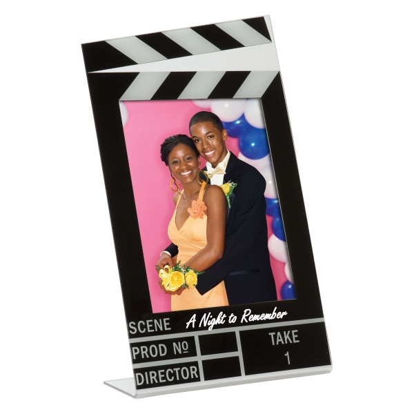 "4"" X 6"" Clapboard Frame Photo"