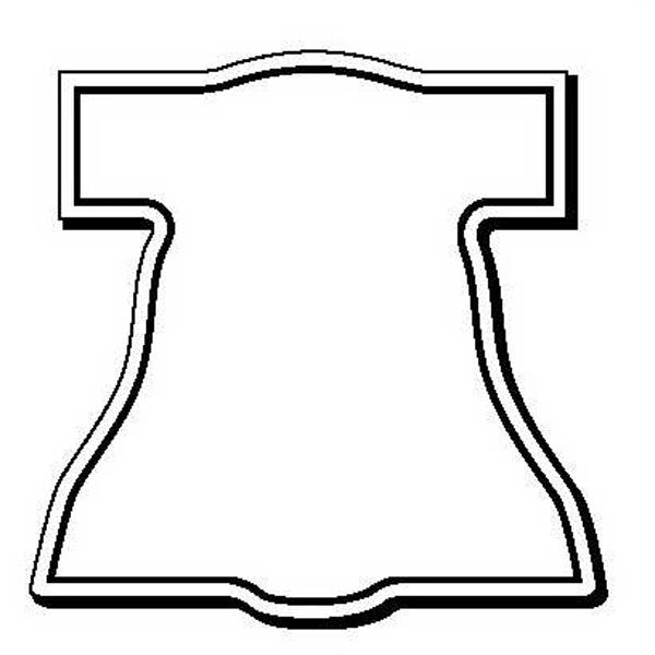 Bell Stock Shape Magnet