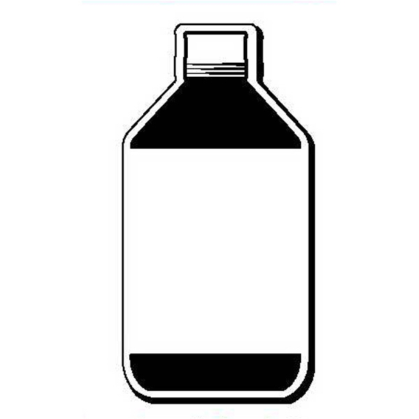 Medicine Bottle Stock Shape Magnet
