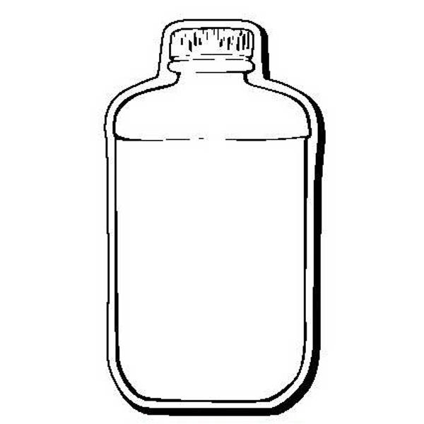 Medicine Bottle Shape Magnet