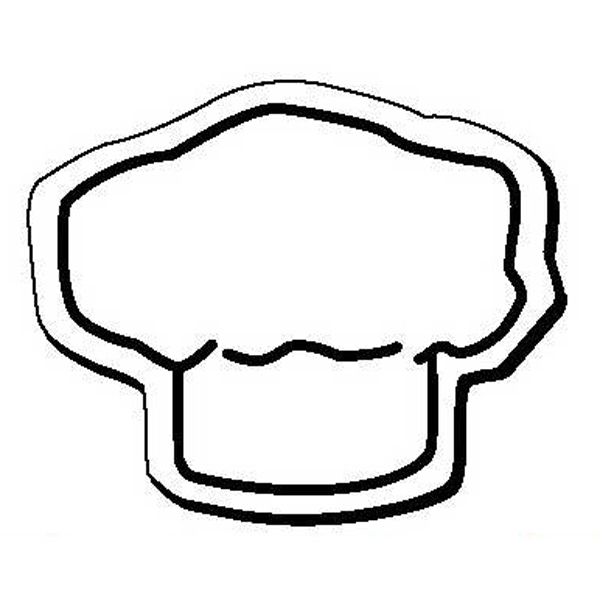 Chef's Hat Stock Shape Magnet