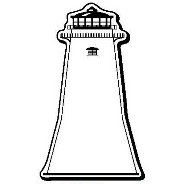 Lighthouse Stock Shape Magnet