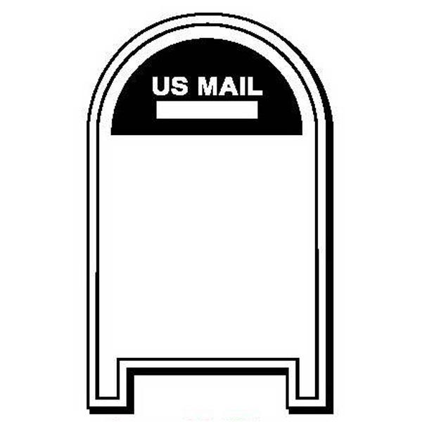 Mailbox Stock Shape Magnet