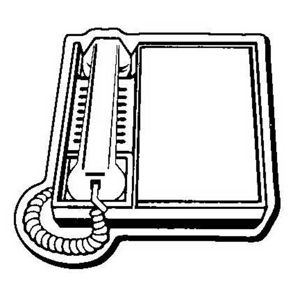 Phone Shape Magnet