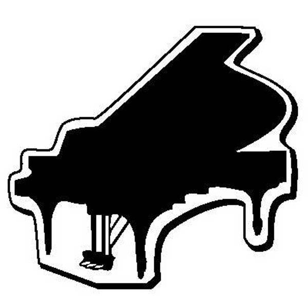 Piano Shape Magnet