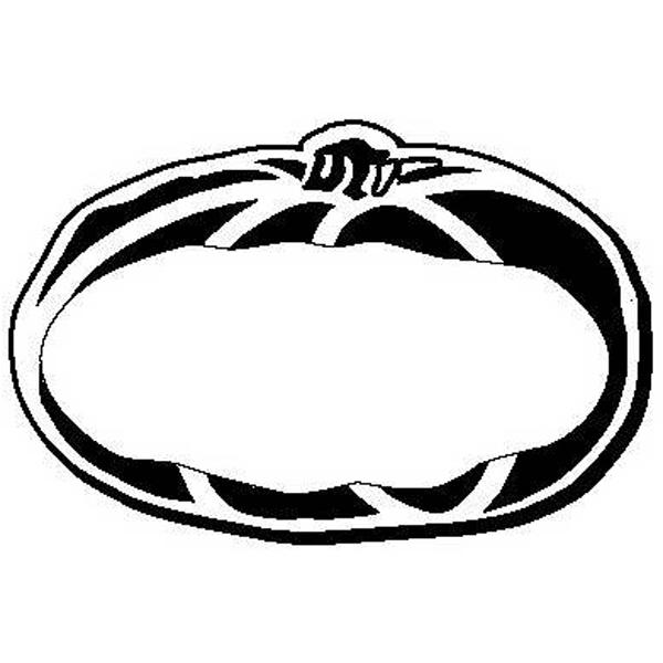 Pumpkin Shape Magnet