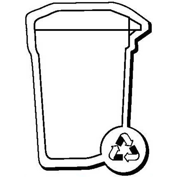 Recycle Can Shape Magnet